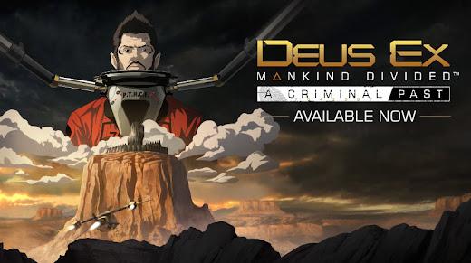 Segundo DLC de Deus Ex: Mankind Divided revela más del pasado de Jensen, Disponible ahora