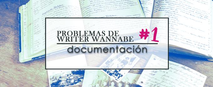 Perdida en el ático. Problemas de writer wannabe. Documentación.