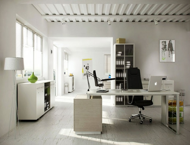 best home office furniture layout design ideas pictures