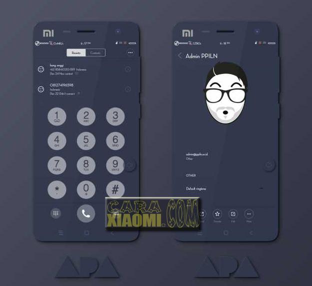 MIUI Theme ApA Update Mtz For Xiaomi Terbaru