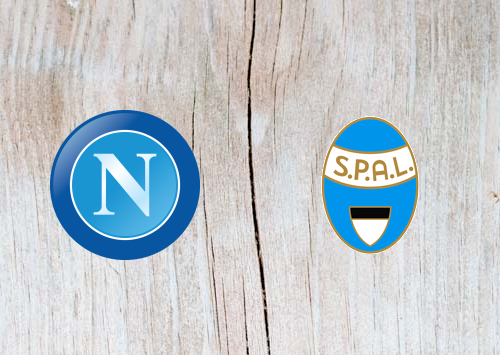 Napoli vs SPAL  Full Match & Highlights 22 December 2018