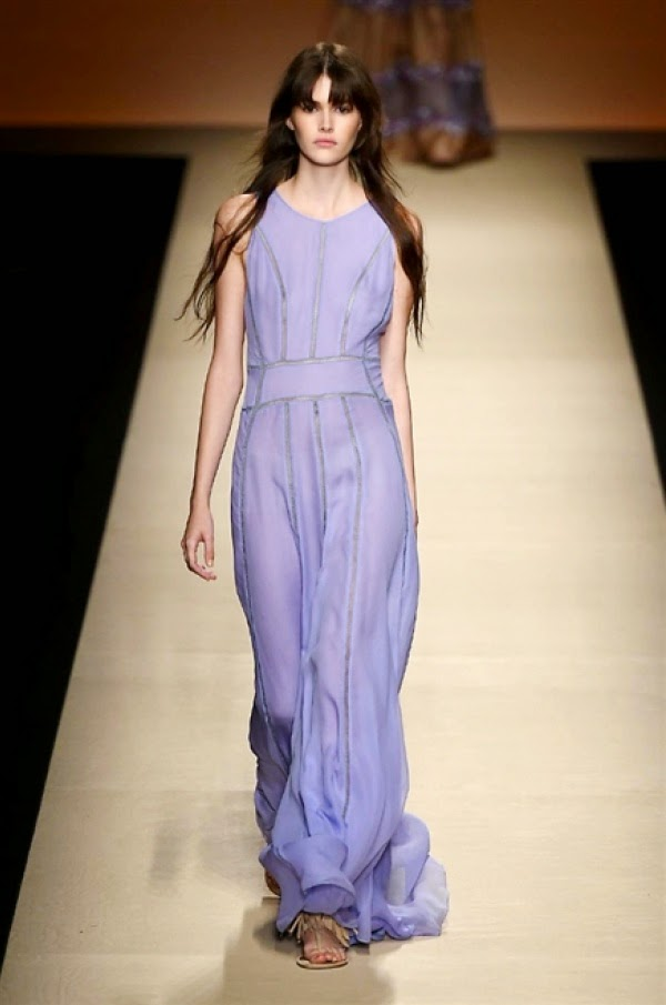 Eniwhere Fashion - Milan Fashion Week 2014 - Alberta Ferretti