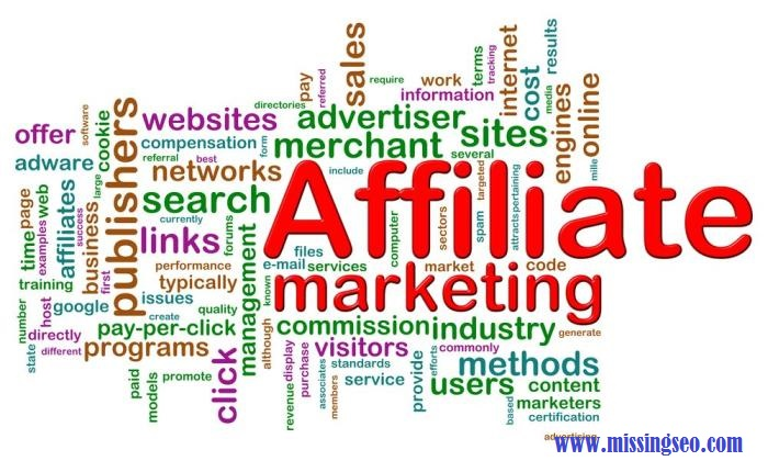 Affiliate marketing programs-www.missingseo.com