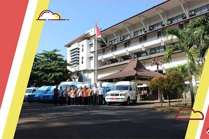 Jumlah Situs Online Perpustakaan Umum di Jawa, Jawa Tengah Terbanyak