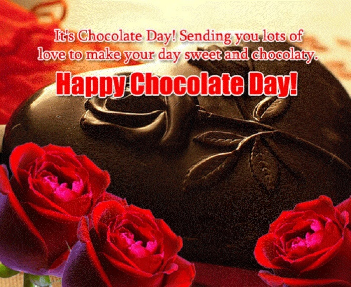 Happy Chocolate Day Quotes & Wishes
