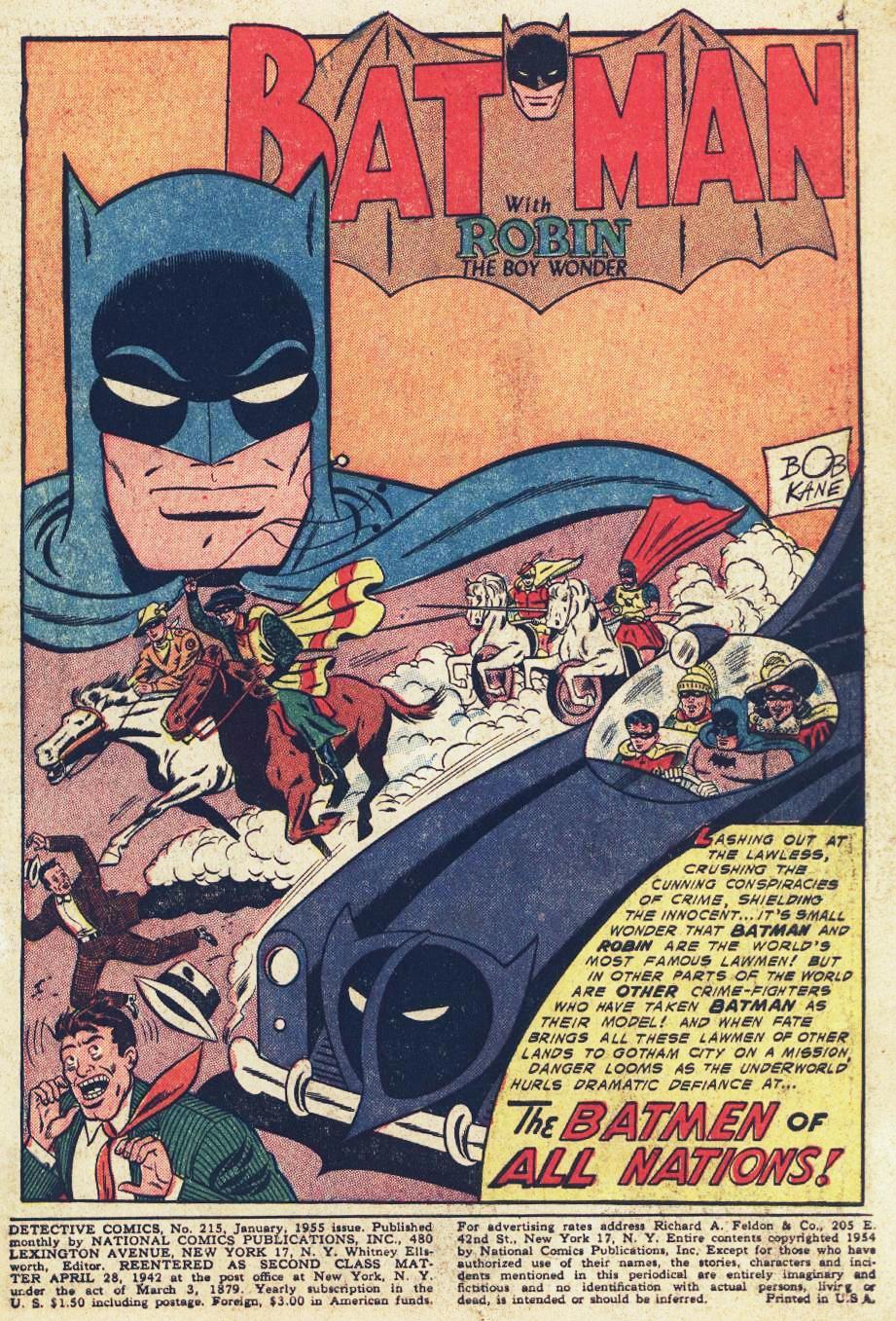 Read online Detective Comics (1937) comic -  Issue #215 - 3