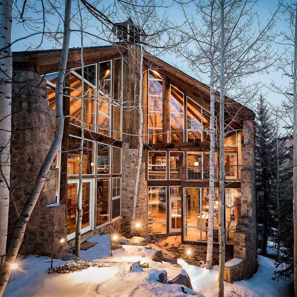 Lake Luxury Log Homes: Best Cabin Decor Blog