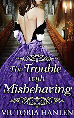 ARC Book Review: The Trouble With Misbehaving by Victoria Hanlen