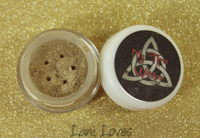 Darling Girl Just Harried eyeshadow swatches & review