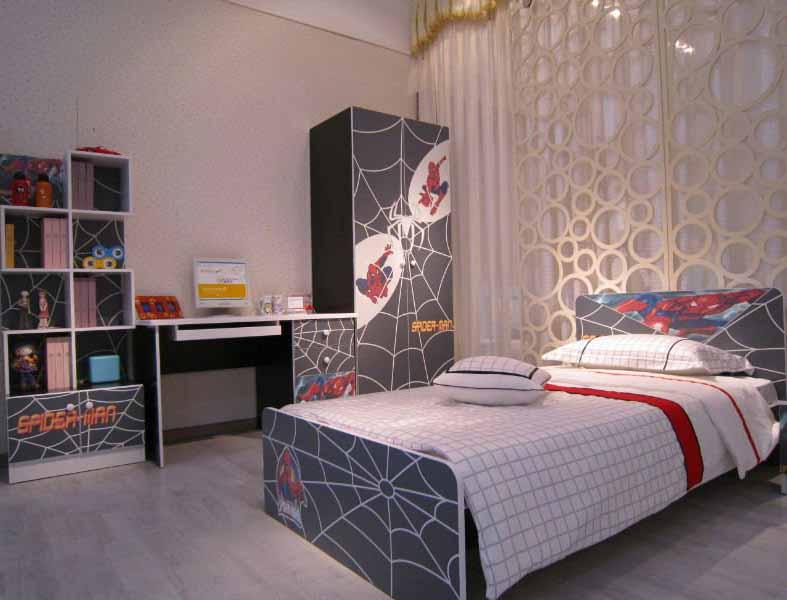 Desain Kamar Tidur Perempuan Keroppi
