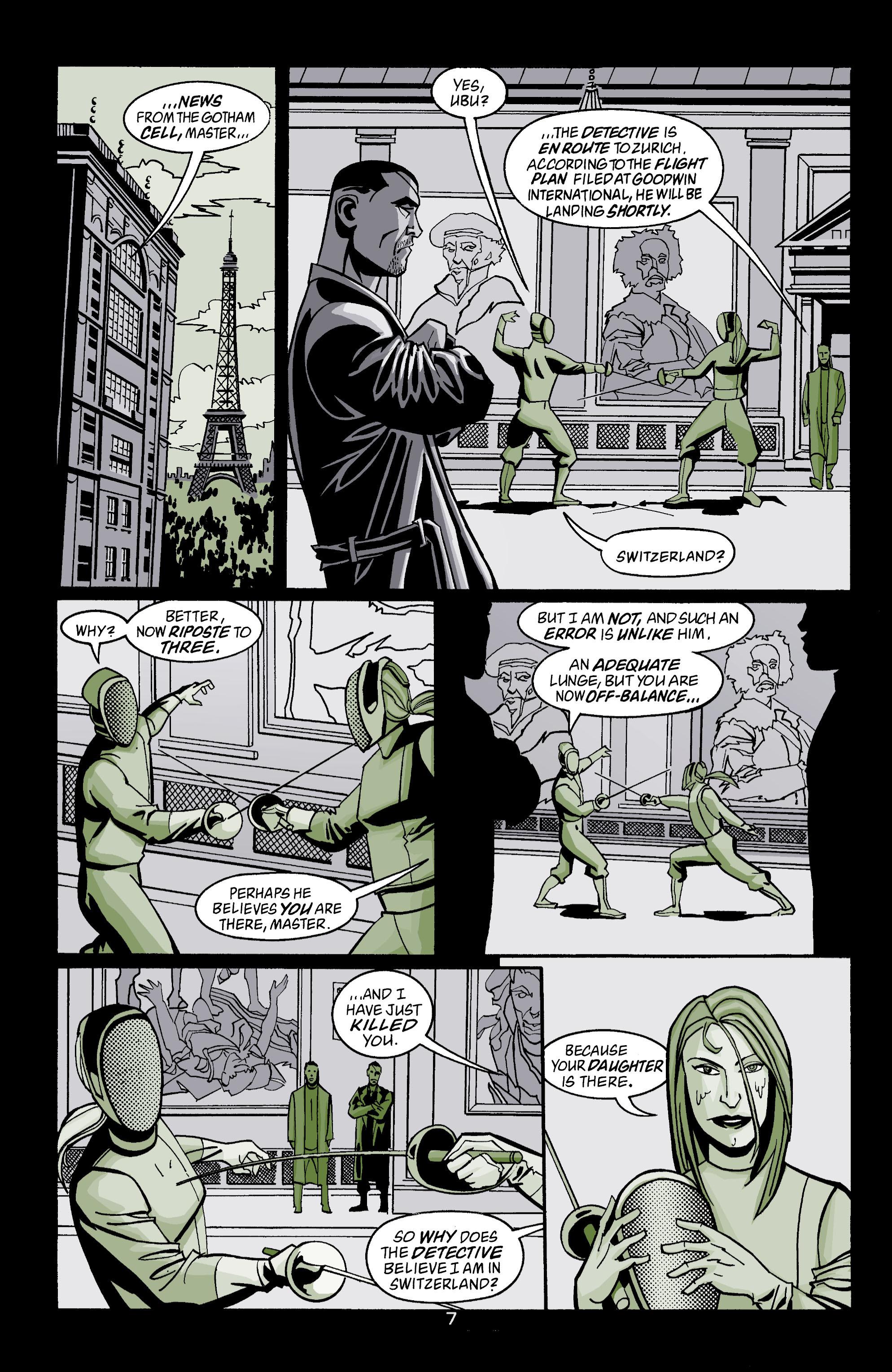 Detective Comics (1937) 750 Page 7