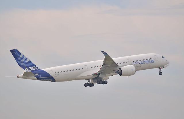 Gambar Pesawat Airbus A350 08