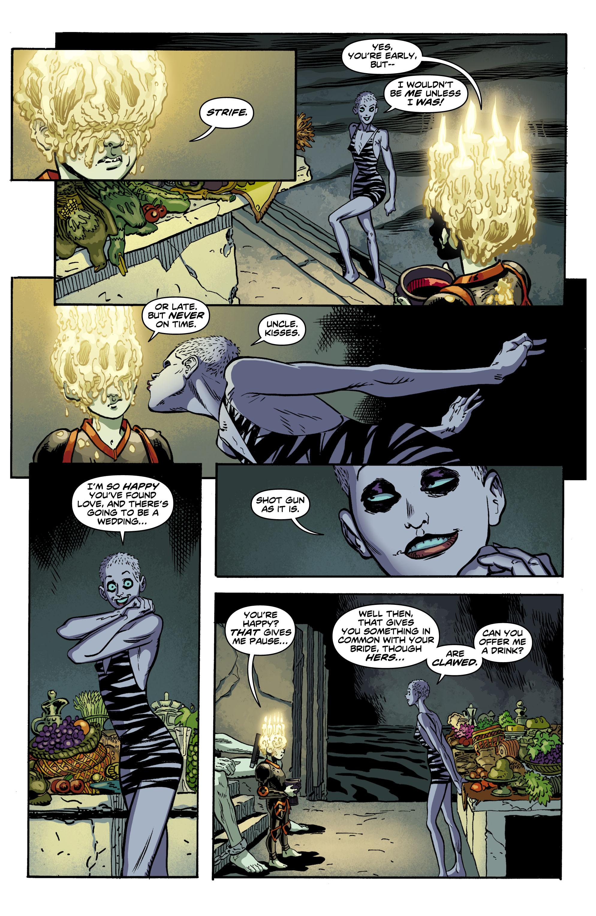 Read online Wonder Woman (2011) comic -  Issue #9 - 13