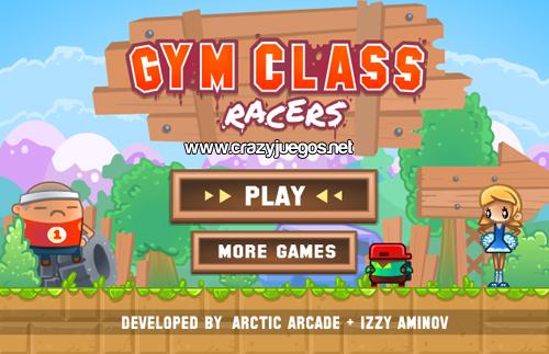 Jugar Gym Class Racers