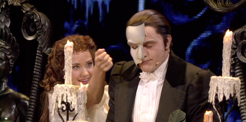 Yet Another Period Drama Blog: Phantom of the Opera at the Royal