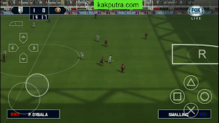 (300MB) Cara Download PES 2019 PPSSPP Ukuran Kecil + Camera PS4 di Android Terbaru