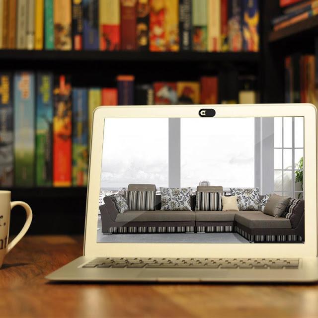 Webcam cover laptop
