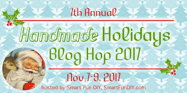 7th Annual Handmade Holidays Blog Hop