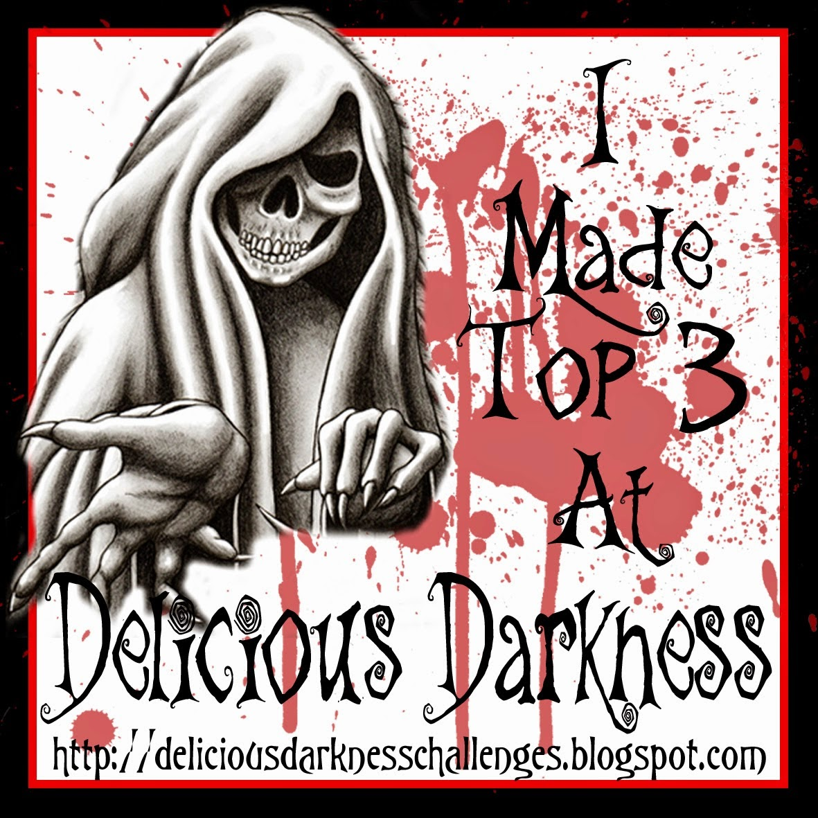 Delicious Darkness Top 3