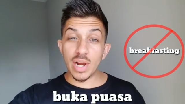 Bahasa Inggrisnya Buka Puasa