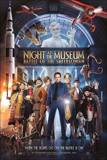 Una noche en el museo 2(Night at the Museum: Battle of the Smithsonian (Night at the Museum 2))