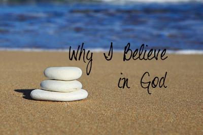 Why I Believe in God -- I don't believe because it makes me feel better or offers me comfort. I believe in God for the same reason you believe in your neighbor, your kids' teacher, or your mailman: because he's there.  {posted @ Unremarkable Files}