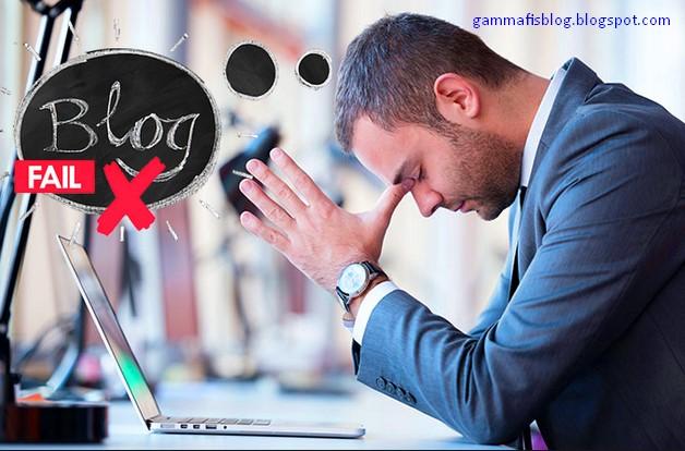 41 Kesalahan Yang Harus Dihindari Oleh Blogger Pemula