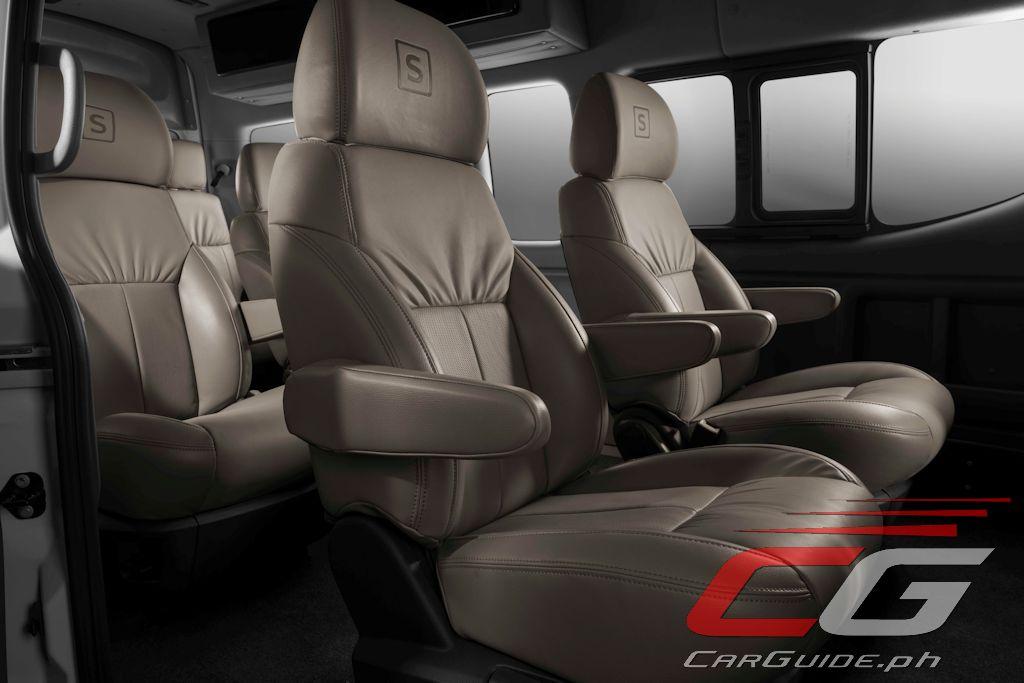 66be94c9e3 The 2018 Nissan Urvan Premium S is Definitely for VIPs (w  Brochure ...