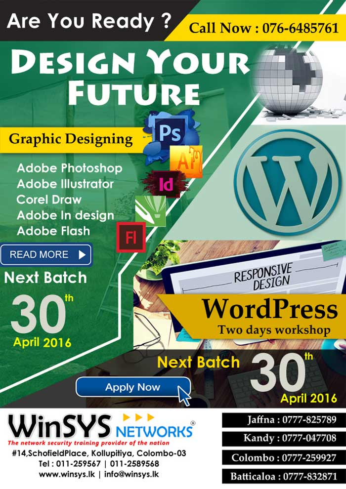 Improve your Creative Mind in this Industry - Graphics Designing.