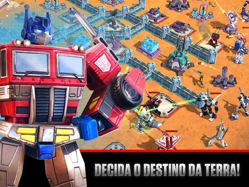 Transformers: Earth Wars Infinito
