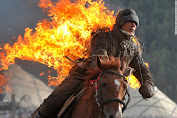 World Nomad Games 2016: Kyrgyzstan's sporting extravaganza