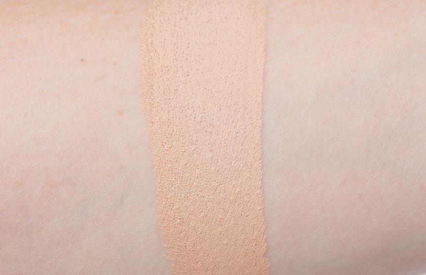 Forever HD foundation Texture