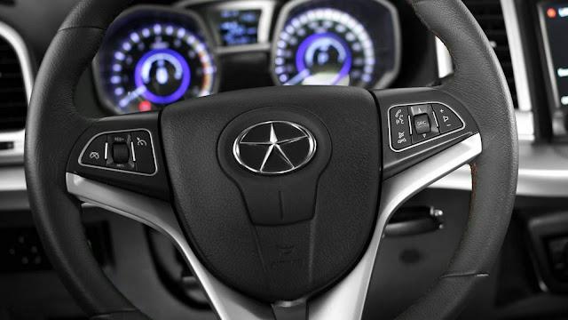 JAC T5 Automático CVT - interior - volante