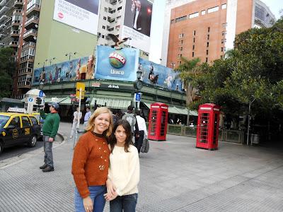 Bairro Recoleta; Argentina; Buenos Aires; conhecendo a América Latina;