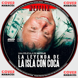 GALLETAThe Legend of Cocaine Island 2019 - la leyenda de la isla con coca [ COVER DVD ]