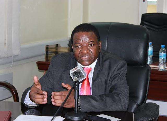 Prof Faustine Kamuzora