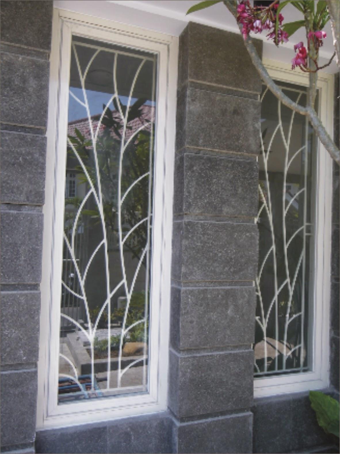 model desain jendela minimalis terbaru 3