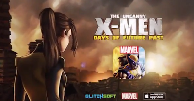 Download Game Android Gratis X-Men : Days of Future Past apk + obb