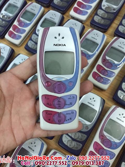 điện thoại cùi bắp  nokia 2300 giá chỉ 300k  phố hàng chuối - 141094