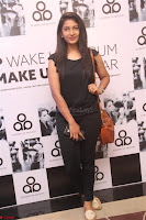 Actress Sakshi Agarwal at Chennai Woke Up for a Make Up Chat with Fashion Gurus (8) ~  Exclusive.jpg