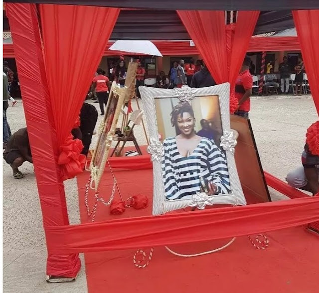 Date for Ebony's Burial Service has been revealed and its Two weeks After Franky's Burial