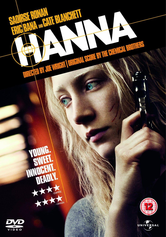 Hanna (2011) เหมี้ยมบริสุทธ์
