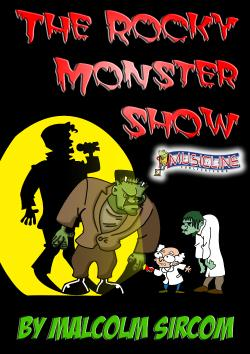 Abq Jew ® Blog: The Rocky Monster Show