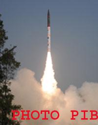 India successfully launches Flight Test of Agni-5 Ballistic Missile