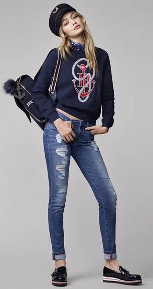 Tommy Hilfiger mujer colección especial otoño-invierno 2016