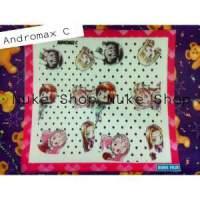 Hasil Cetak sticker, skotlet,  gambar tempel skin hp Smartfrend Andromax C