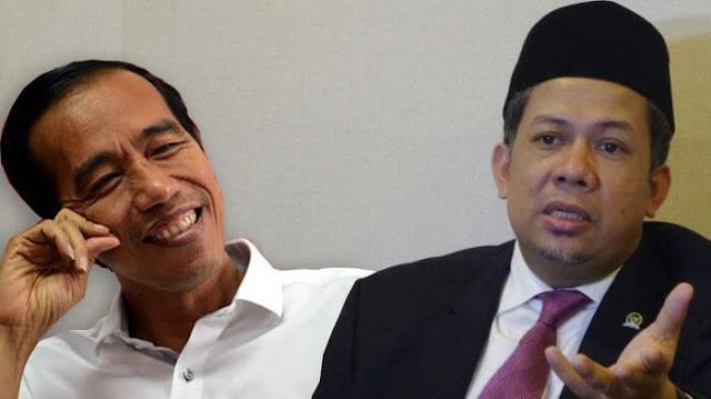 Ditanya Apakah Pernah Mengapresiasi Kerja Jokowi, Jawaban Fahri Hamzah Mengejutkan Begini....