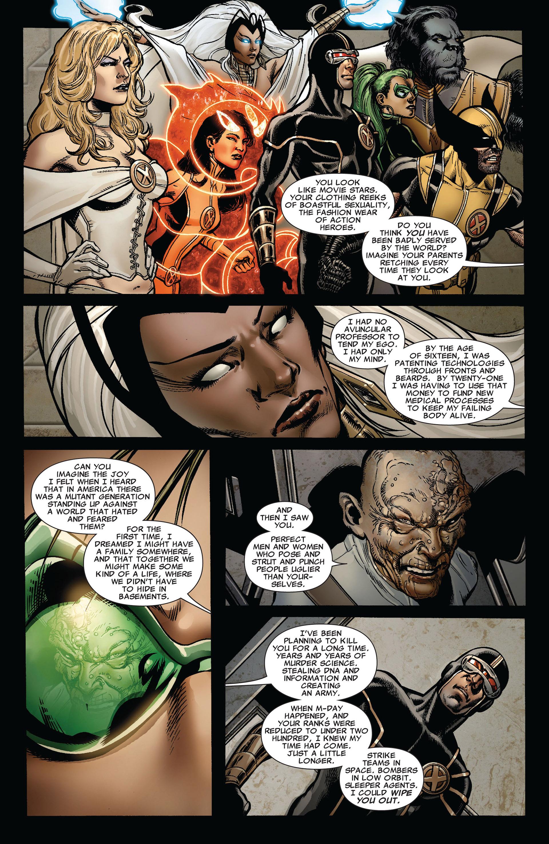 Read online Astonishing X-Men (2004) comic -  Issue #35 - 17