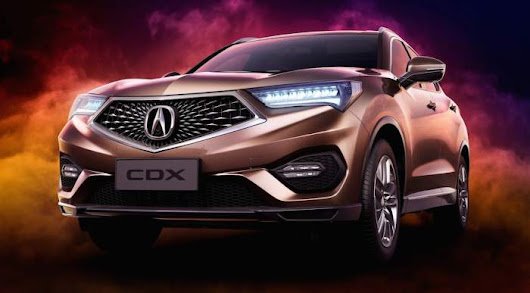 2018 Acura CDX Changes, Review, Release Date