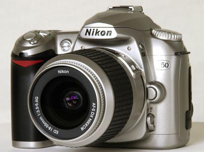 Spesifikasi Kamera Nikon D50 dan Harga Terbaru